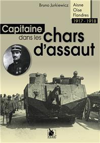 Capitaine Dans Les Chars D Assaut