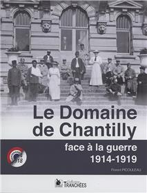 Le Domaine De Chantilly Face A La Guerre : 1914-1919