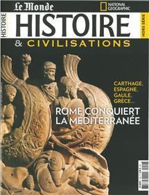 Histoire & civilisations HS N°12 Rome - novembre 2020