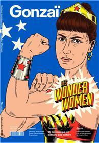 Gonzaï N°35 - Les Wonder women - automne 2020