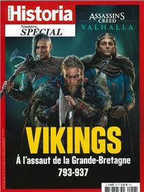 Historia spécial HS N°56 Vikings  - novembre/décembre 2020