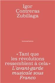 Tant que les révolutions ressemblent à cela