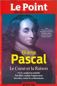 Le Point Les maîtres penseurs N°28 Pascal - novembre 2020