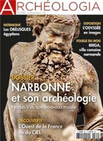 Archeologia n°592 - Narbonne et l´archéologie