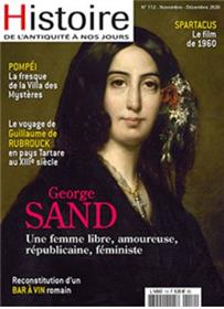 Histoire de l´Antiquité à nos jours n°112 - George Sand