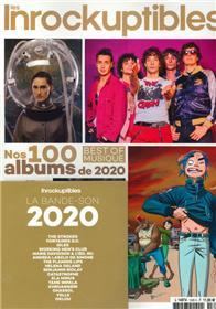 Les Inrockuptibles HS : Nos 100 albums de 2020 - décembre 2020