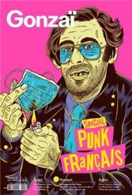 Gonzaï N°36  - Punk français - hiver 2020