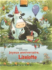 Joyeux Anniversaire Liselotte