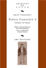 Poesie Complete 9 - Poemes En Prose