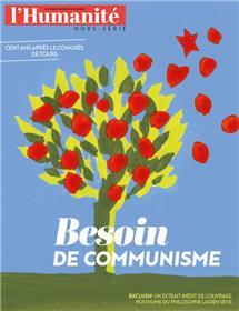 L'Humanité HS N°14  - Besoin de communisme