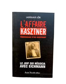 L Affaire Kasztner