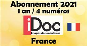 Images Documentaires abonnement (1 an/4 numéros) 2021 France