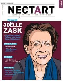 Nectart # 12 Joelle Zask - Janvier 2021