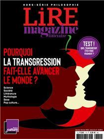 Lire Magazine Littéraire Hors-Série 1 - La Transgression - Décembre 2020