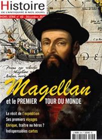 Histoire de l´Antiquité à nos jours hs n°60 - Magellan - Décembre 2020