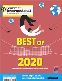 Courrier International HS N°80 Best of 2020 - novembre 2020