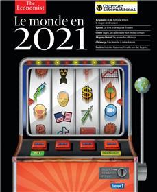 Courrier international HS n°81 - Le monde en 2021 - Janvier 2021