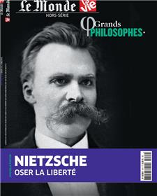 La vie/Le Monde HS N°9 Grands philosophes : Nietzsche - Janvier 2021