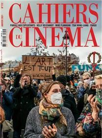 Cahiers du cinéma n°772 Parole aux exploitants - Janvier 2021