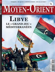 Moyen-Orient N°49 - Libye -  janvier/février/mars 2021