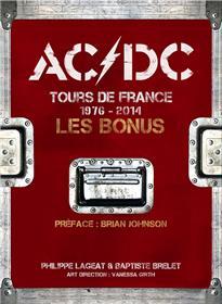Ac/Dc Tours De France 1976-2014 - Les Bonus