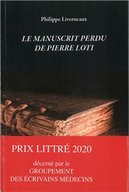 Le manuscrit perdu de Pierre Loti