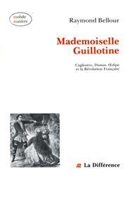 Mademoiselle guillotine