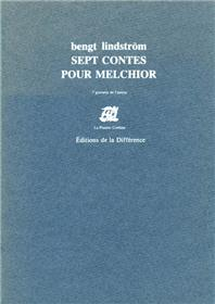 Sept contes pour Melchior