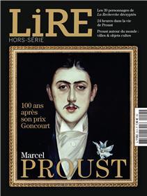Lire magazine littéraire HS25 - Marcel Proust - mai juin 2019