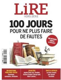 Magazine Lire HS - 100 jours pour ne plus faire de fautes - Septembre 2019