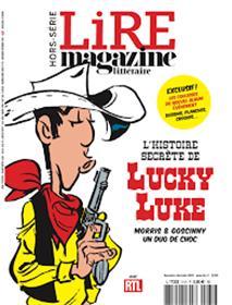 Lire Magazine Littéraire HS - Lucky Luke - Octobre 2020