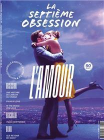 La Septième obsession N°32 - L´amour- janvier/février 2021