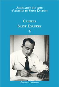 Cahiers Saint Exupéry 4