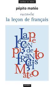 La Leçon de français