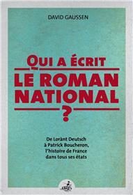 Qui A Écrit Le Roman National