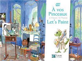 A vos pinceaux ! /Let´s paint!