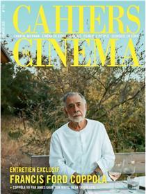 Cahiers du cinéma n°773 Francis Ford Coppola  - Février 2021