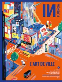 Influencia N° 31 - l´art en ville - hiver 2020
