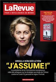 La Revue n°92 - Ursula Von der Leyen - Février 2021