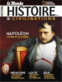 Histoire & Civilisations n°71 - Napoléon, l´ombre et la lumière - Avril 2021