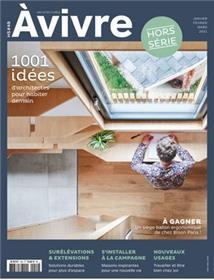 Architectures à Vivre HS N°49  - dec/janv/fév. 2020/2021