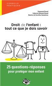 Le droits des enfants en France