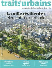 Traits urbains n°118 - La ville résiliente - Avril 2021
