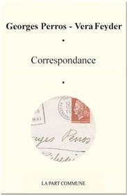 Correspondance 1966-1977.
