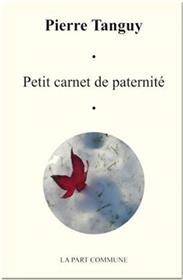 Petit Carnet De Paternite