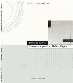 Marqueterie générale / Hubert Duprat
