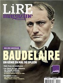 Lire magazine littéraire HS - Baudelaire - Avril 2021