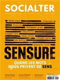 Socialter n°45 - Sensure - Avril 2021