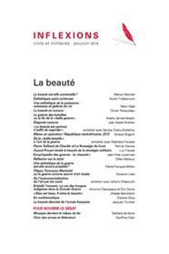 Inflexions N°44 La beauté - été  2020