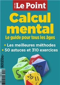 Le Point Hs education n° 3  Maths Calcul mental Avril 2018